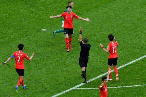 Korea Selatan vs Jerman : Kutukan Juara Bertahan