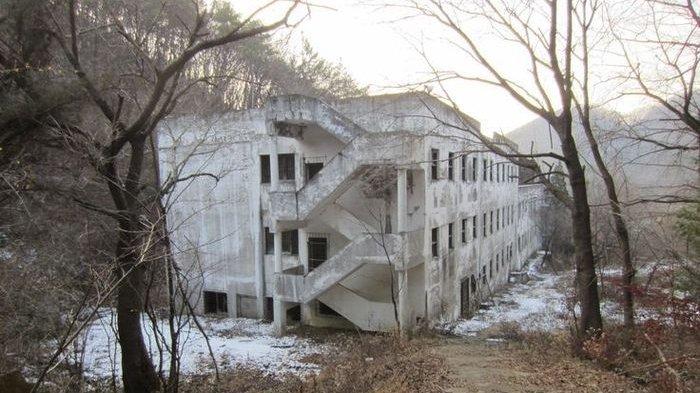 Rumah Sakit Jiwa Gonjiam Disebut Paling Berhantu di Korea Selatan dan di Dunia