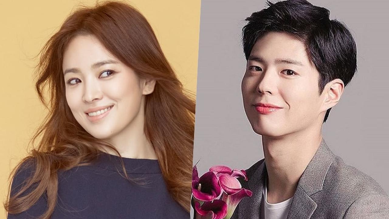Ayah Song Joong Ki Memberikan Dukungan untuk Drama Baru Song Hye Kyo