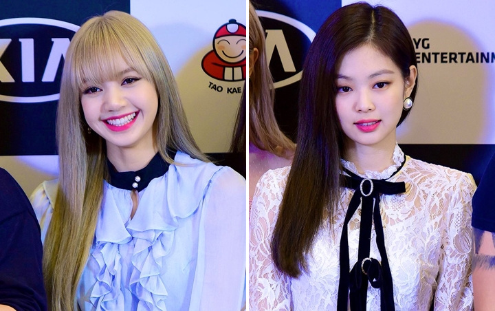 YG Entertainment Di Kritik Karena Lisa Black Pink Di Pakaikan Baju Yang Sama Dengan Dancer Jennie