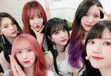Sibuk Melakukan Promosi Comeback, G-Friend Menginginkan Ini Kalau MV ' Sunrise ' Menang Di Acara Musik