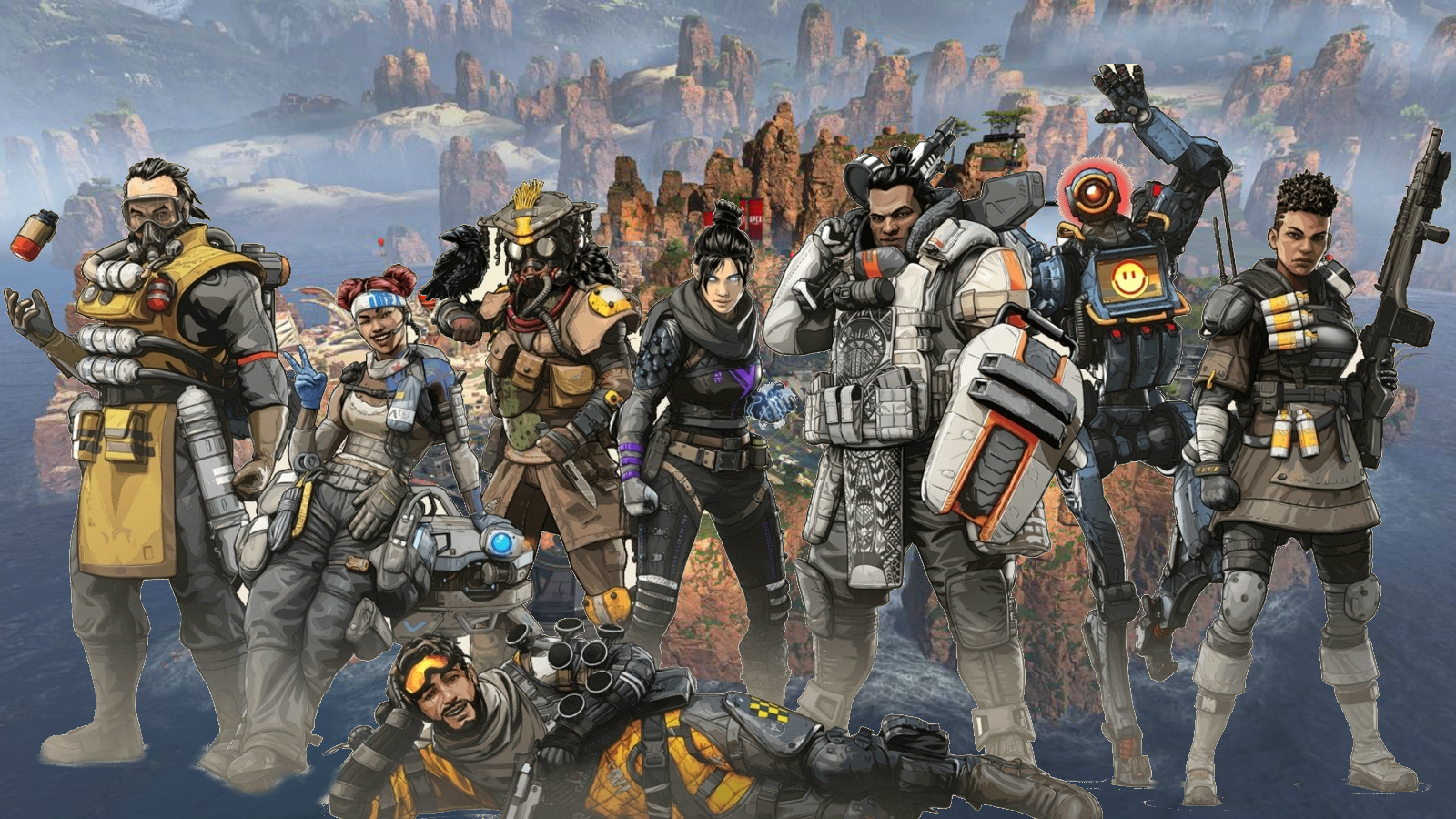Apex Legend : Game Dengan Tema Battle Royale Terbaru