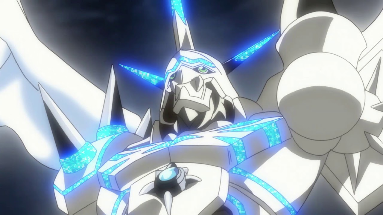 Omegamon - Digimon OverPower Dari Seri Digimon 1
