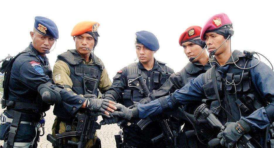 3 Pasukan Elit TNI