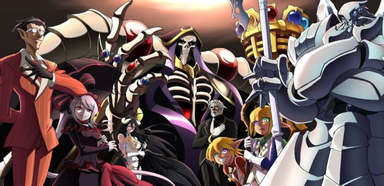 Review: Overlord Anime