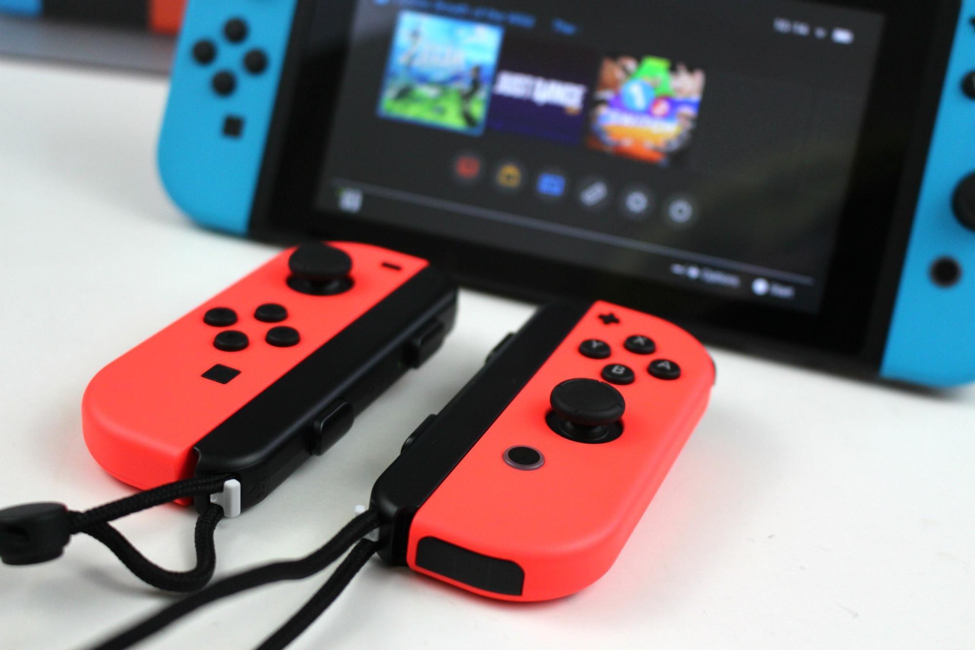 Perkembangan Nintendo Dari NES Hingga Switch