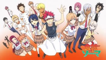 Karakter Unik Dalam Anime Shokugeki No Souma