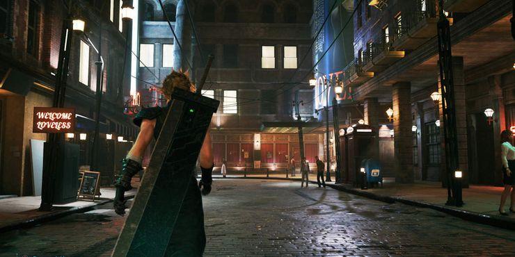 Detail Tersembunyi Yang Tidak Kamu Sadari Mengenai Midgar Di Final Fantasy 7 Remake