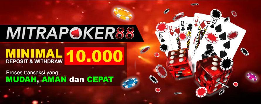 Judi Poker88 Online Menguntungkan Di Mitrapoker88 [Daftar Idn Poker]