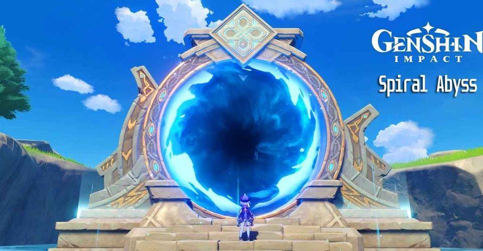 Cara Mendapatkan Spiral Abyss Di Genshin Impact