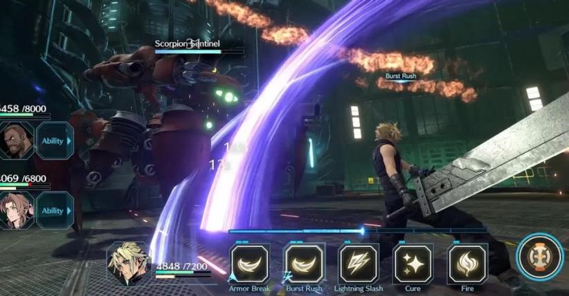 Final Fantasy 7 Ever Crisis Diumumkan Untuk Perangkat Mobile