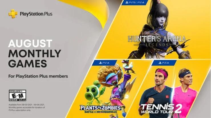 Games Gratis PS Plus Untuk Agustus 2021 Resmi Diungkapkan