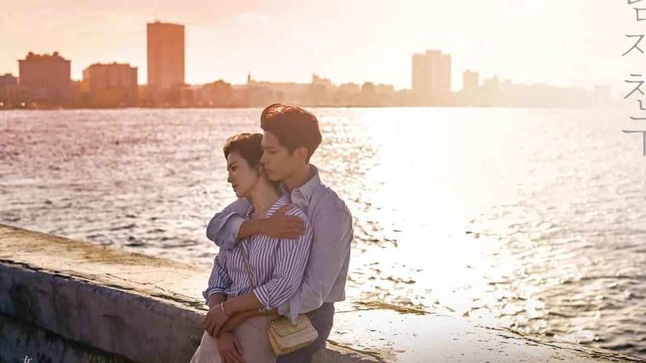 Song Hye Kyo Membandingkan Drama Terbarunya dengan Descendants of the Sun
