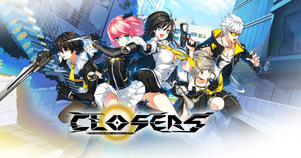 Closer Online: Kalahkan Monster Dimensional Yang Menyerang Korea !