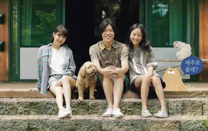 Iu Menggelar Konser Di Pulau Jeju, Lee Hyori Dan Lee Sang Soon Berikan Kejutan