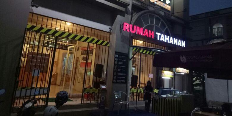 Restoran Dengan Tema Penjara Di Bekasi