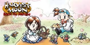 Karakter Wanita yang ada di Harvest Moon