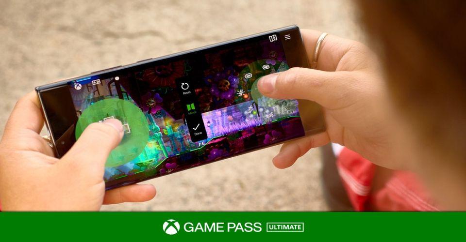 Lebih Banyak Games Xbox Game Pass Menambahkan Touch Controls